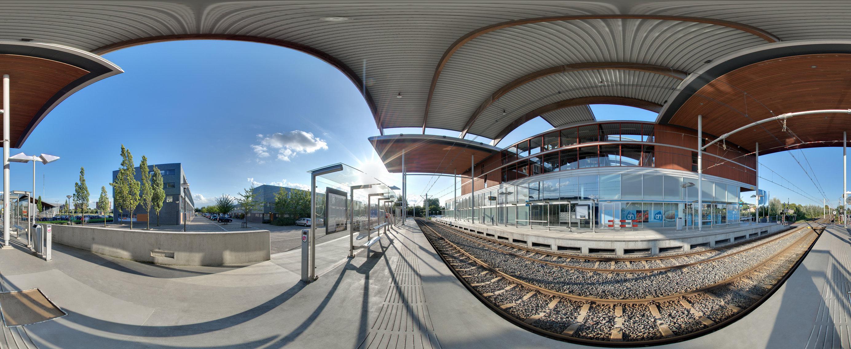 Tramstation IJsselstein Binnenstad