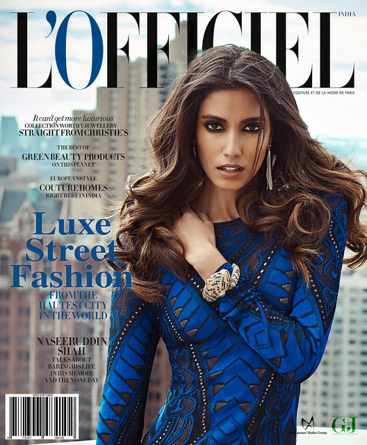 L'Officiel . Rohan Shrestha . Keisha Lall