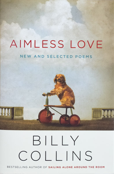 "Poet Billy Collins' ""Aimless Love"""