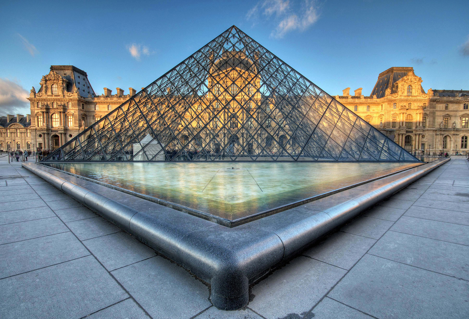 The Louvre, Paris   (SWPP GOLD)
