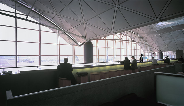 The Wing, Chek Lap Kok Airport, Hong Kong