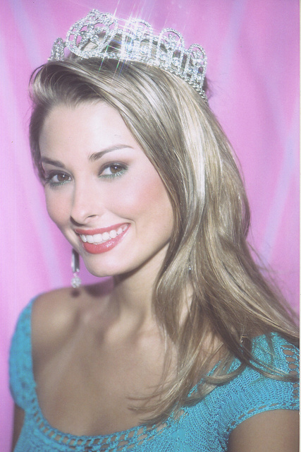 MISS CHARLESTON TEEN USA --   GRACE SPEARS