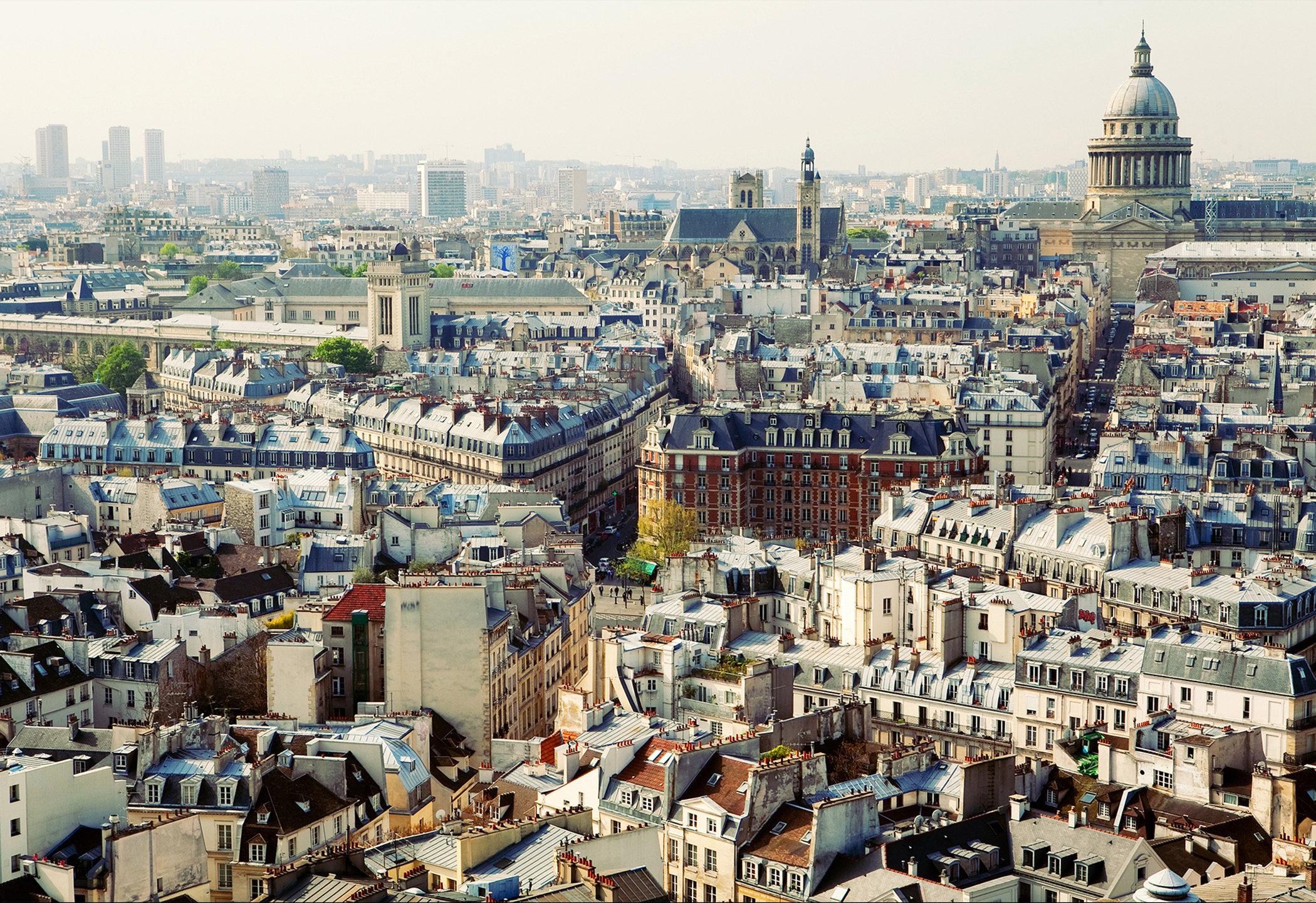 Paisaje de Paris
