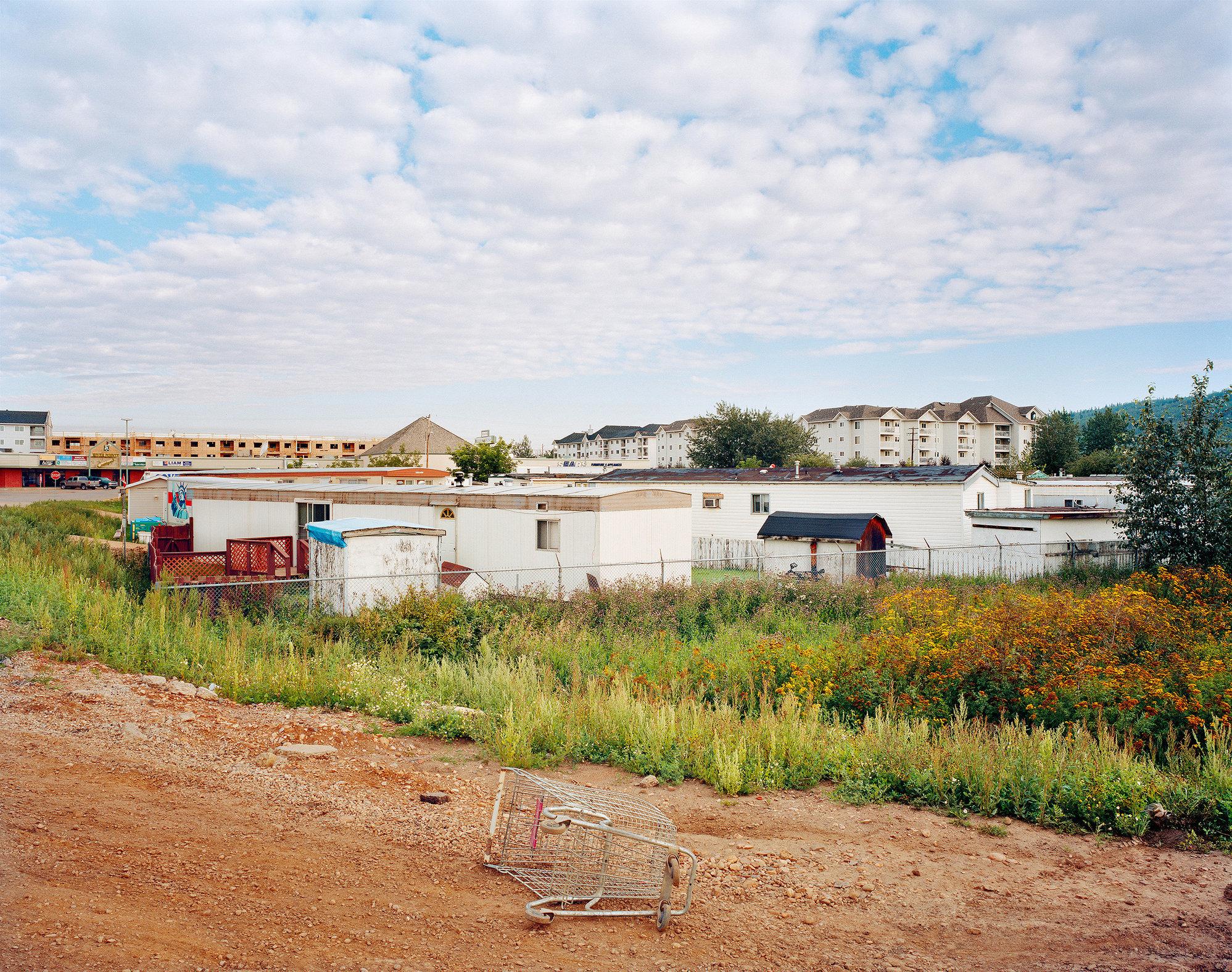 Fort McMurray Trailer Park