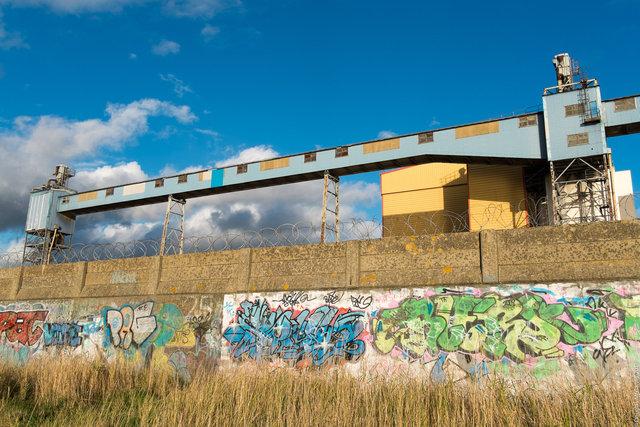 SGS UK Grain Terminal, Grays