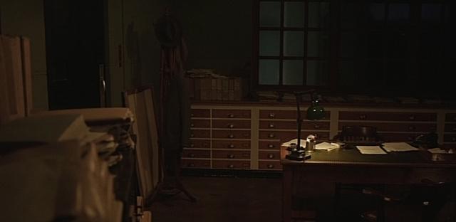 Crowley's office