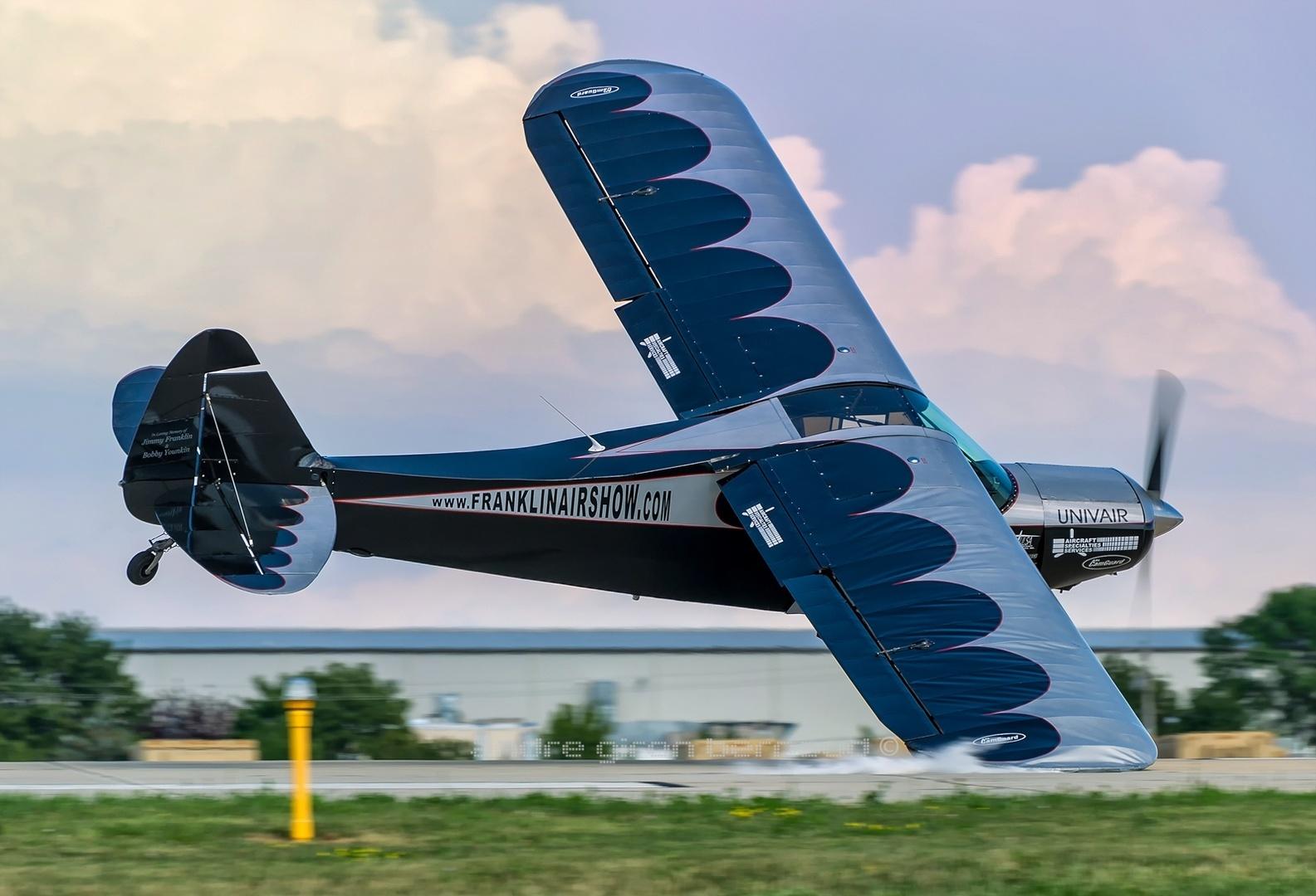 Piper PA-18A 150 Super Cub N7666B