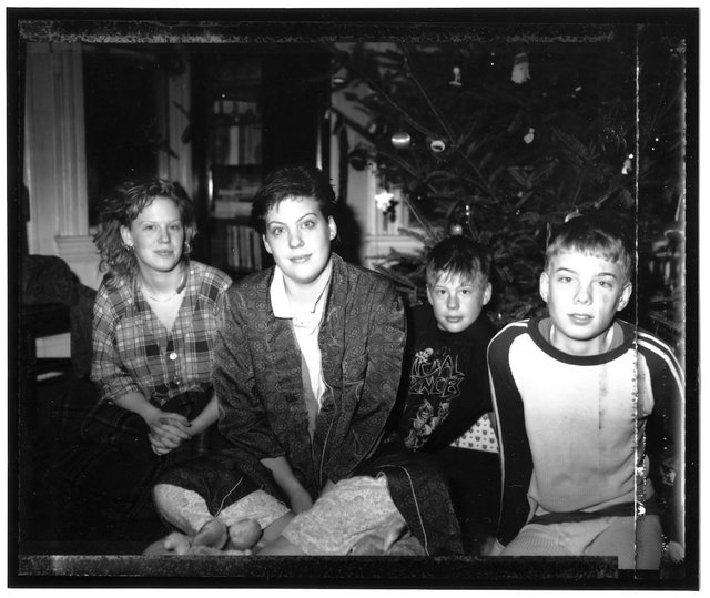 1985.12.25. 4 Kids, Christmas