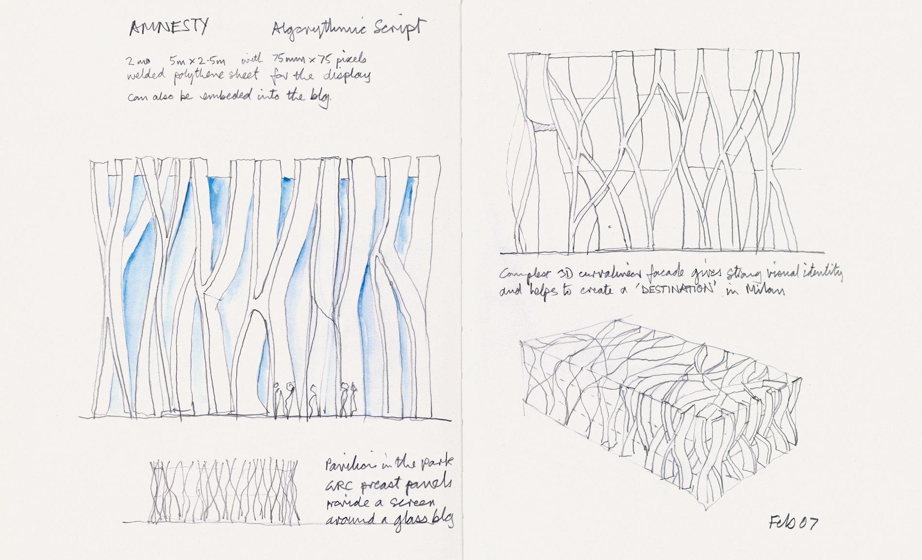 RA The Sketchbooks Of Chris Wilkinson