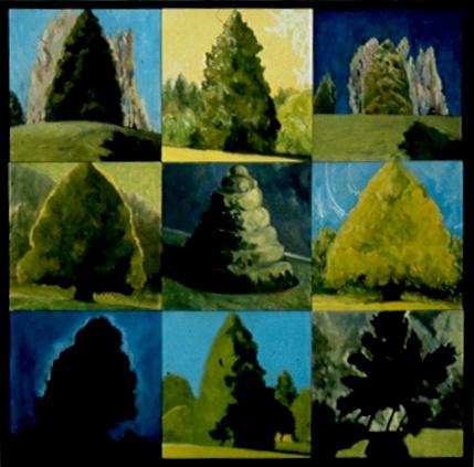 Tree Portrait Grid