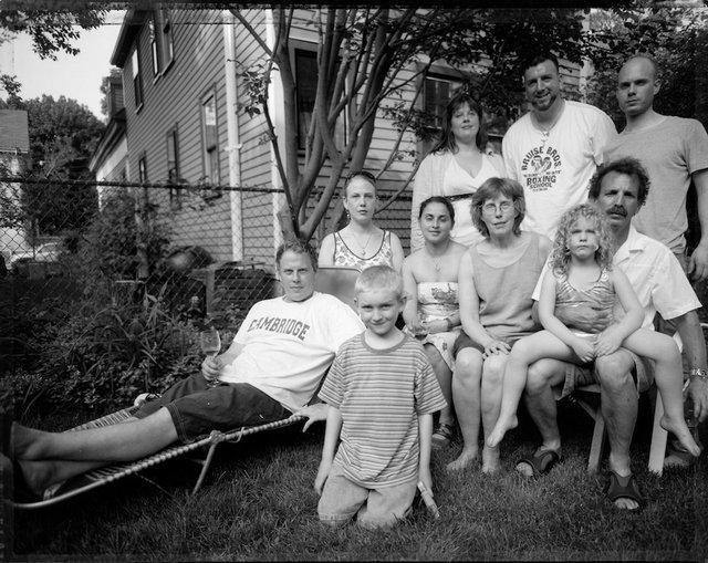 2005.06.11. Family Group, my birthday