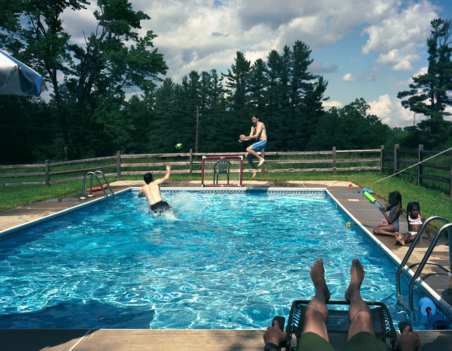 Wilton pool