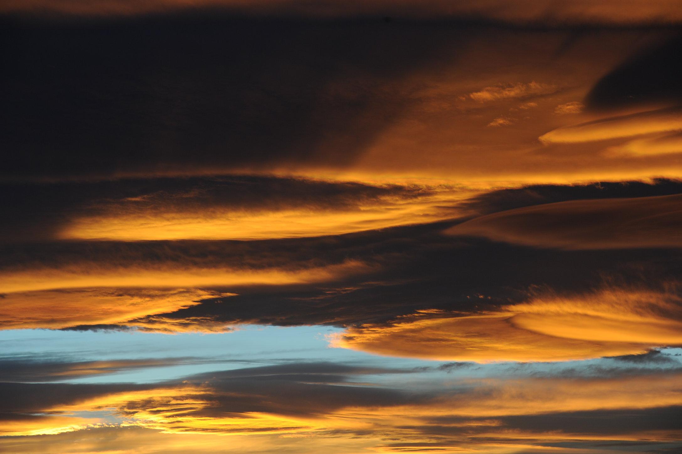 Dolan Springs, AZ Sunset