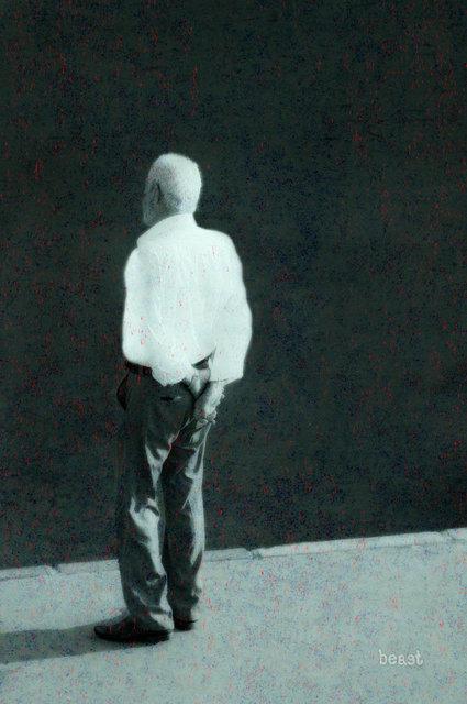 "Peter Edel, ""BEAST"", 2013"