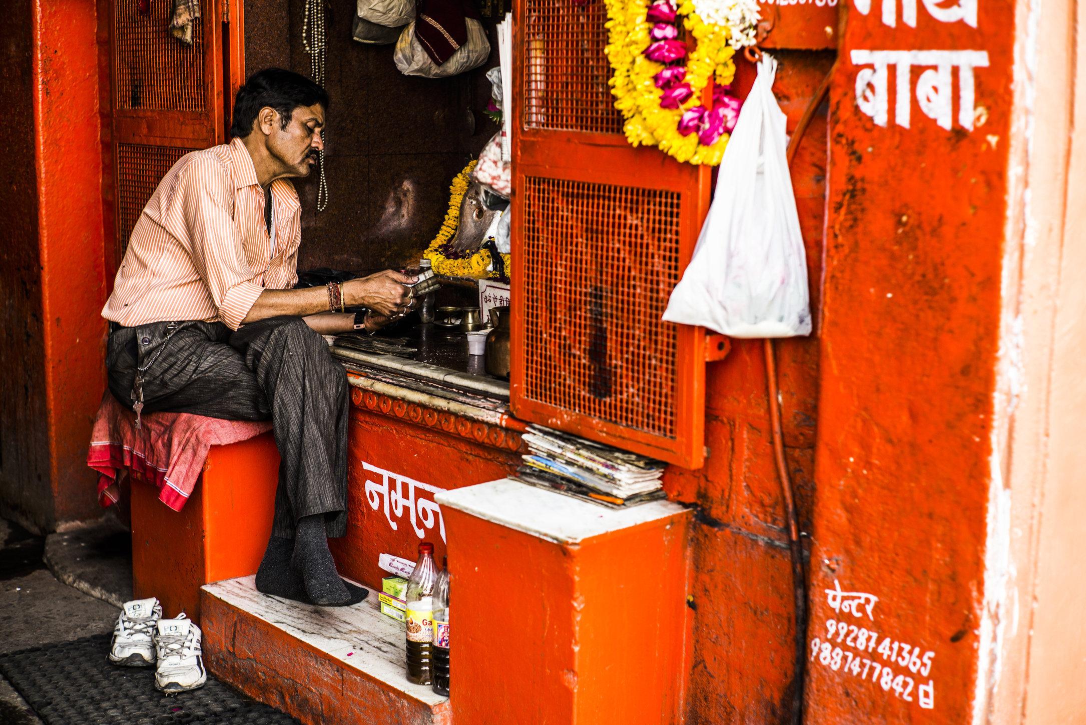 Jaipur, India. 2015.