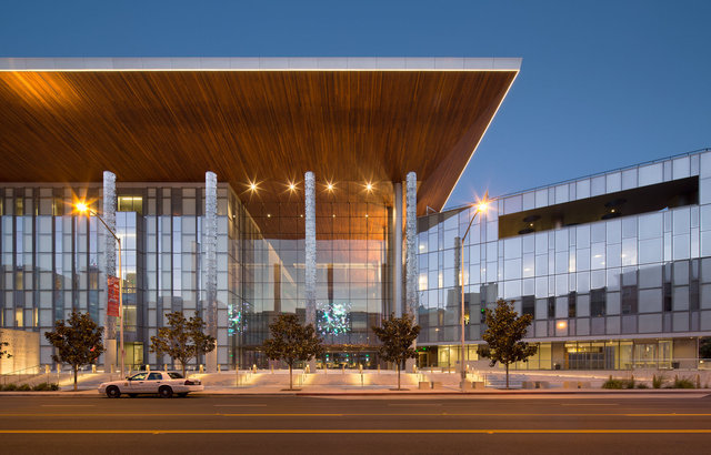 Governor George Deukmejian Courthouse