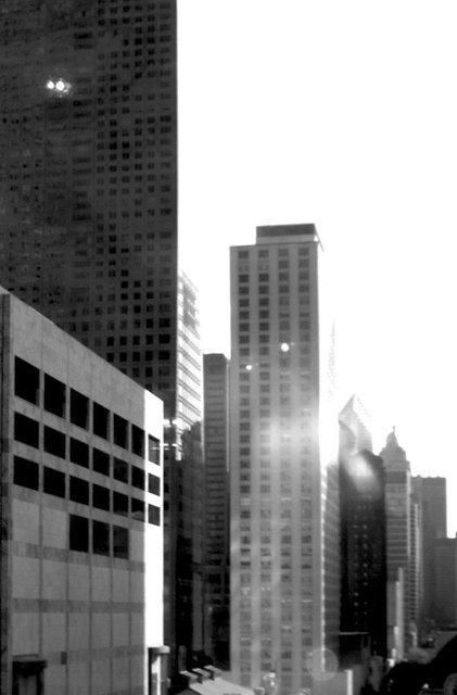 © CORDAY - Gray No. 11 - BW City