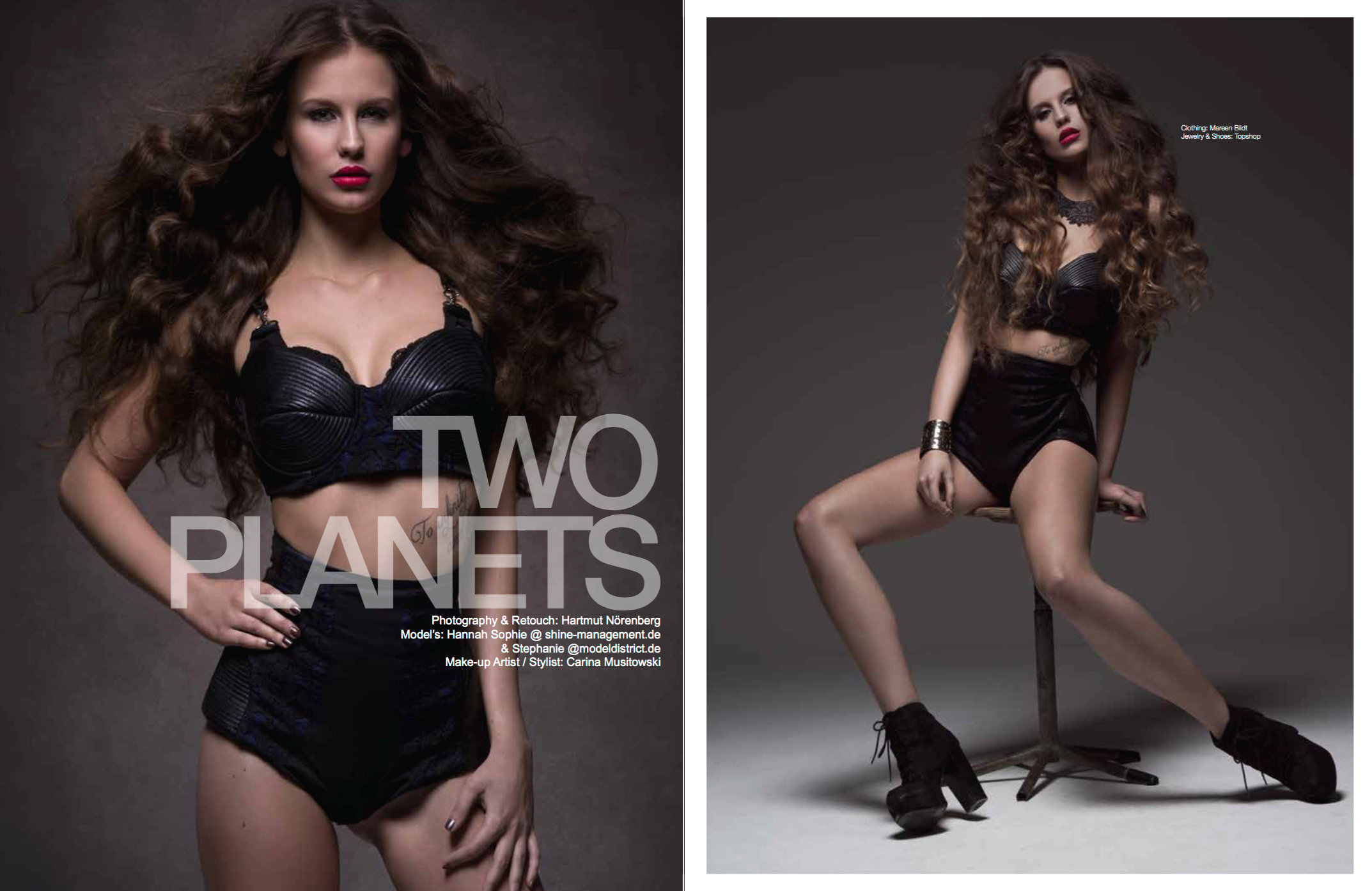 Editorial Two Planets