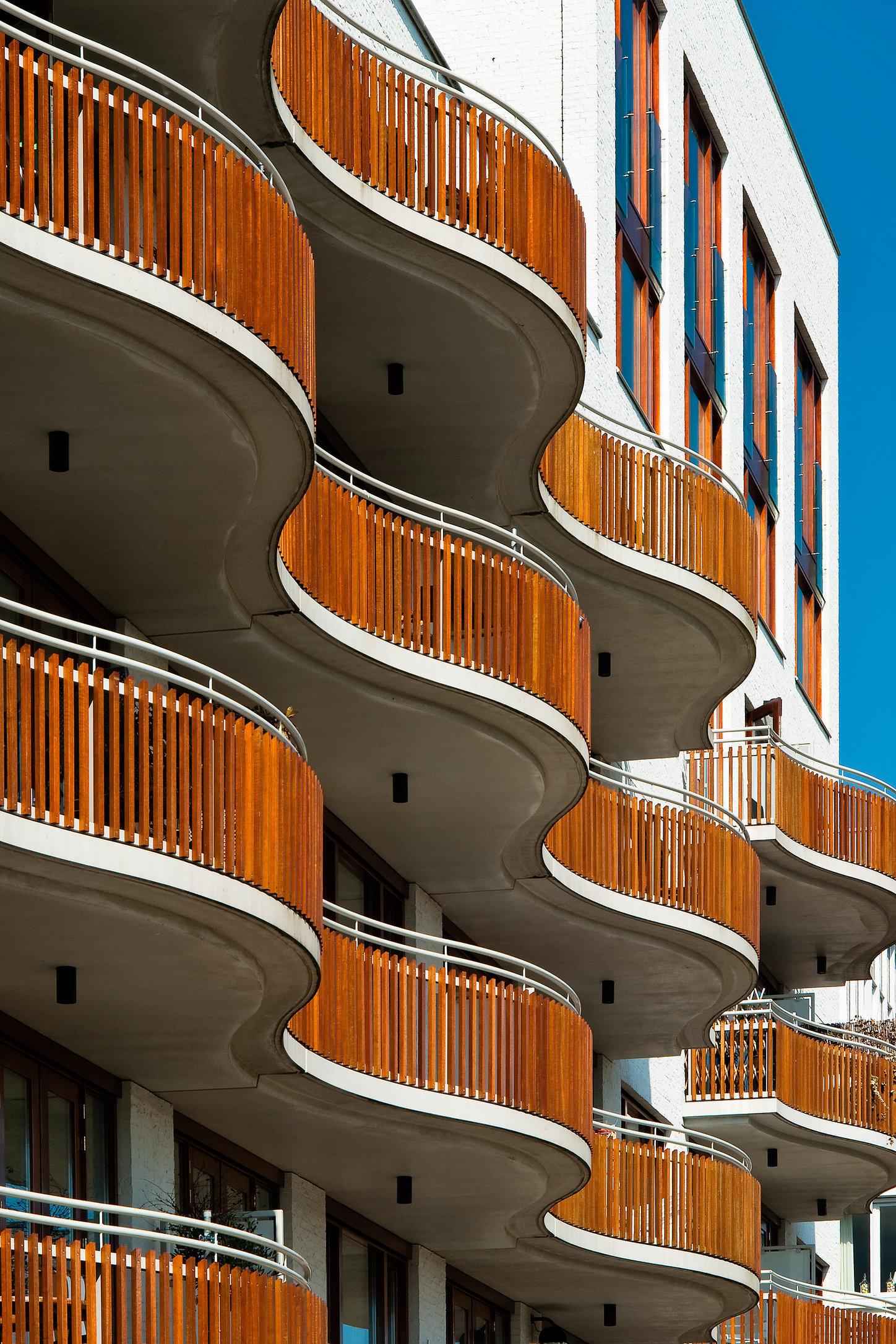 Balkons Prinsenhof, Den Bosch