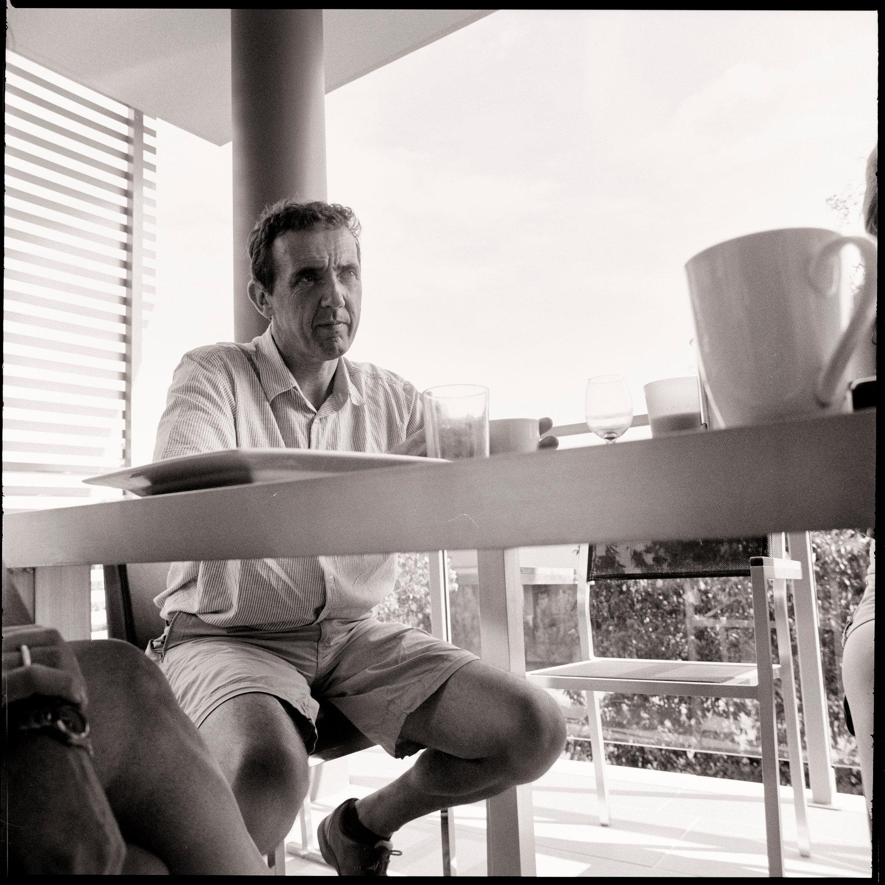 GEORGE HASLETT ,BRISBANE,QUEENSLAND,AUSTRALIA