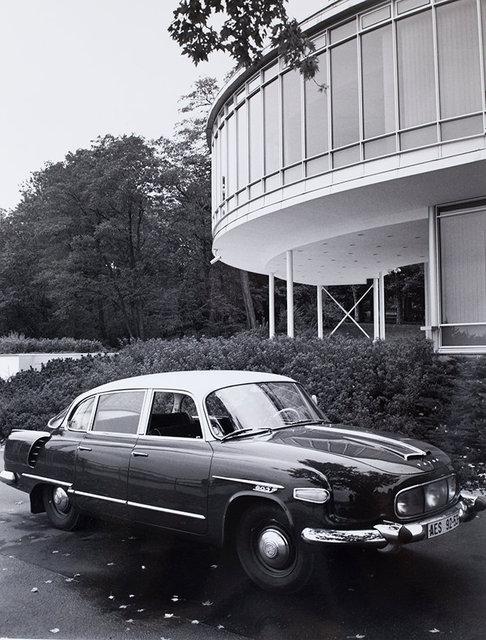 58 Tatra T-603 w/ expo 58