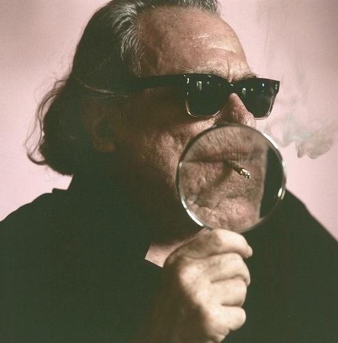 Charles Bukowski, San Pedro, CA Abe Frajndlich.jpg