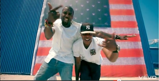 Kanye West & Jay Z | OTIS Music Video