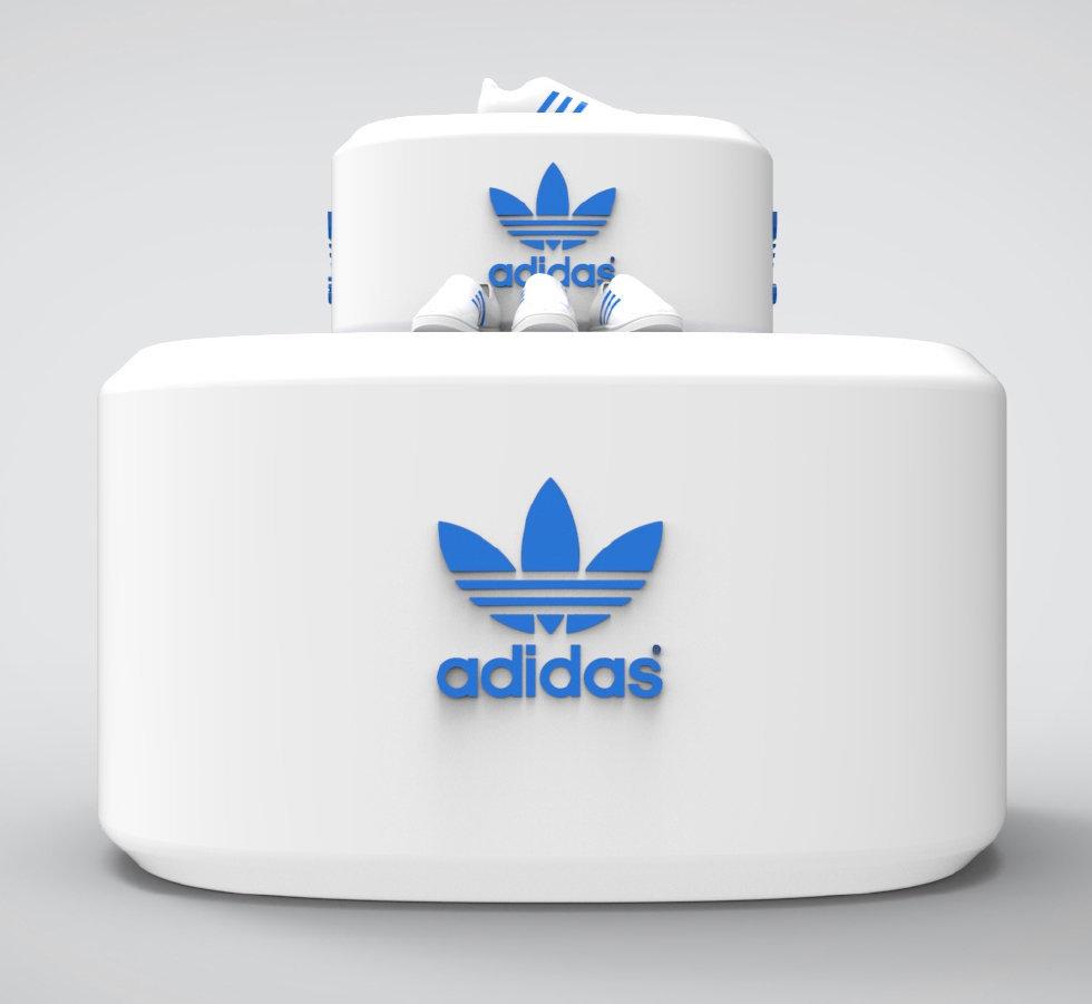 Adidas - Display unit - 2015
