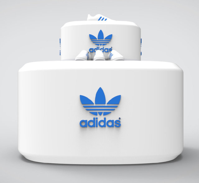 Adidas - Display unit - 2015