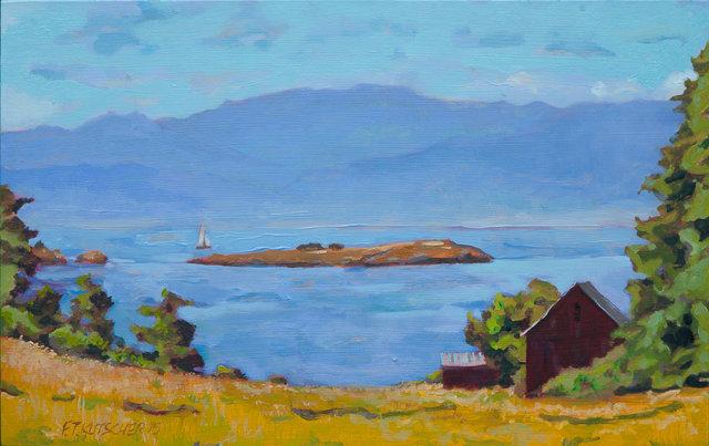 Buck Island and the Straits
