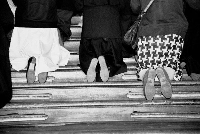 rome - scala santa