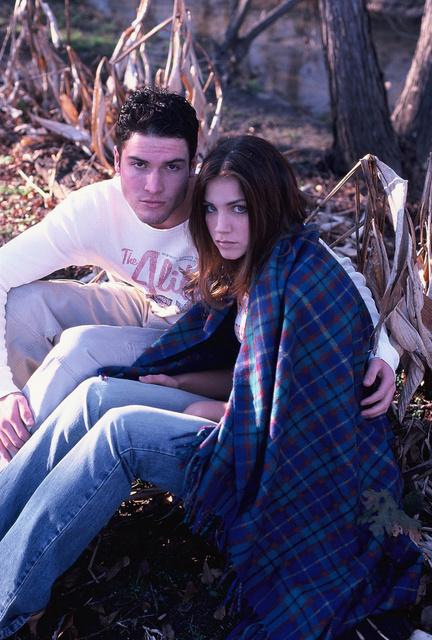 MODEL COUPLE- RYAN BROWN, LACIE LYBRAND