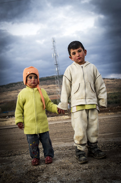 Brothers, Kilis,Turkey 2014