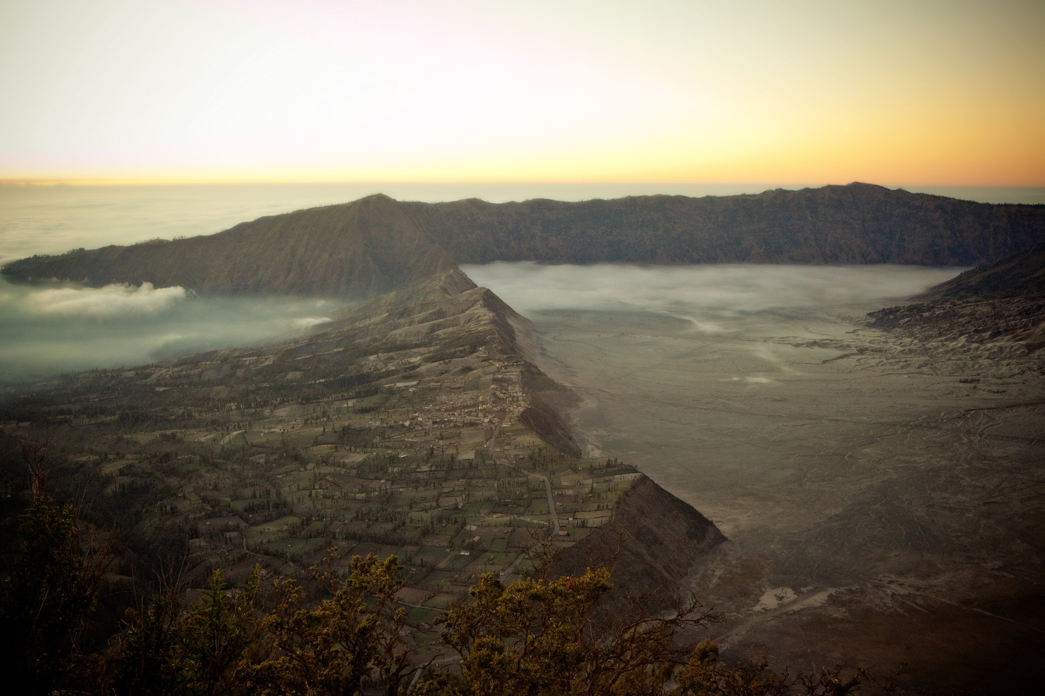 Rim of the Tengger Caldera