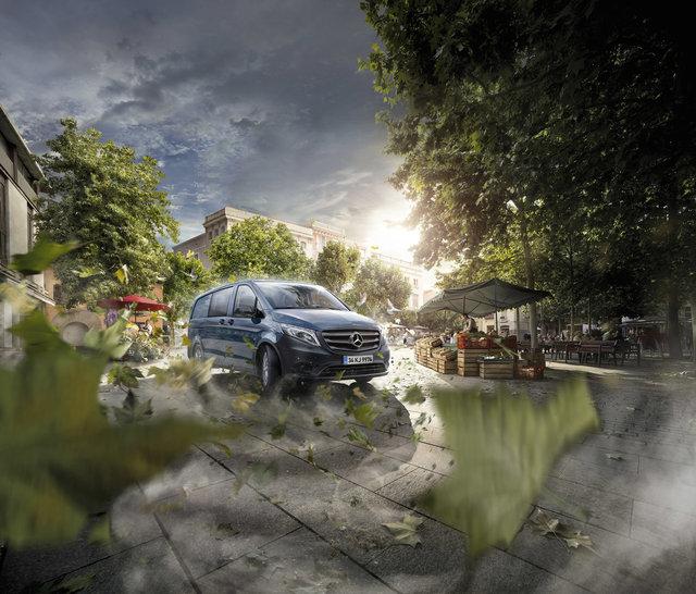 Mercedes - Calendar works
