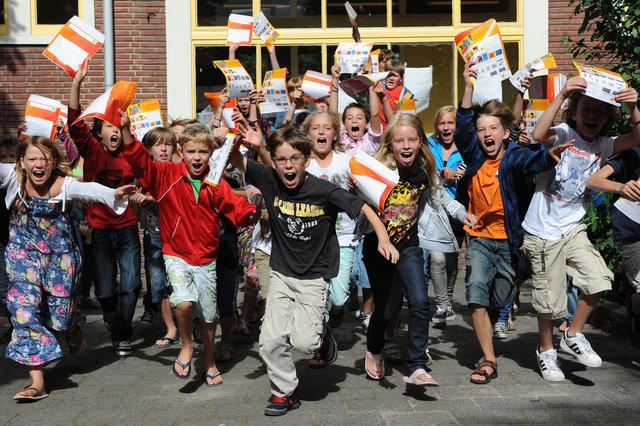 Stichting Kinderpostzegels kickoff 2011