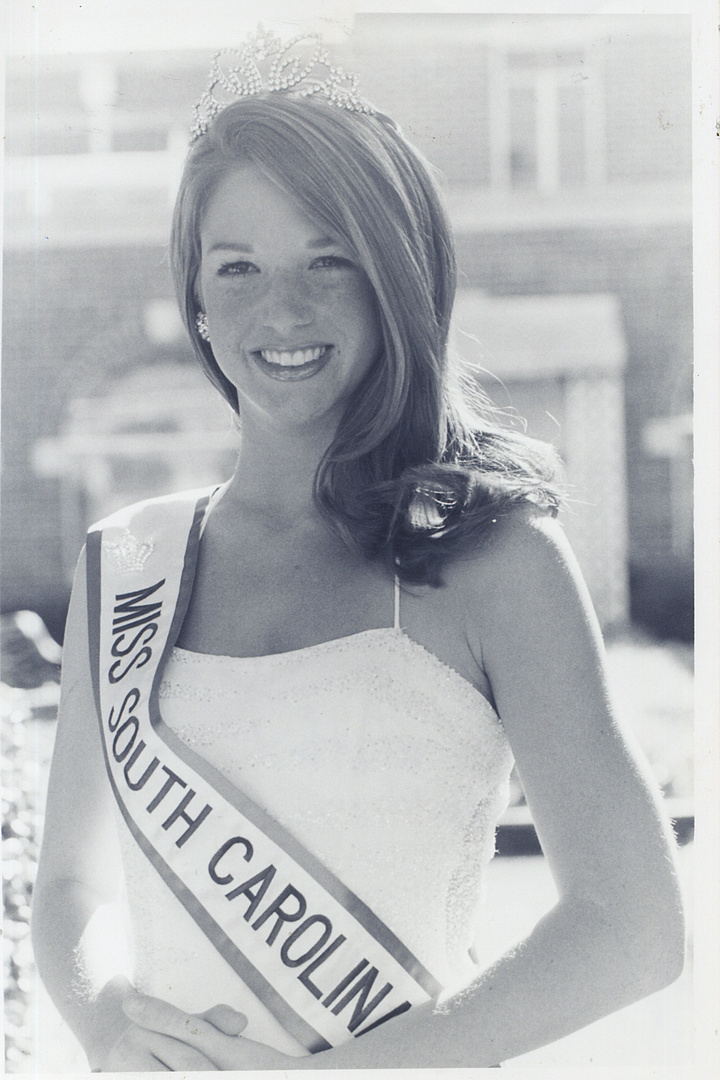 MISS SC NATIONAL TEENAGER- KALEY STEEL
