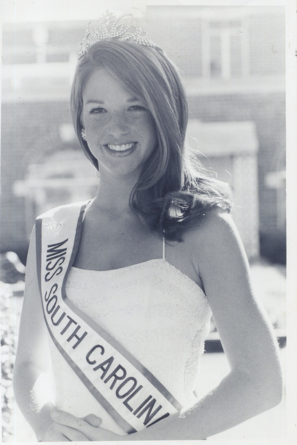 MISS SC NATIONAL TEENAGER --   KALEY STEEL