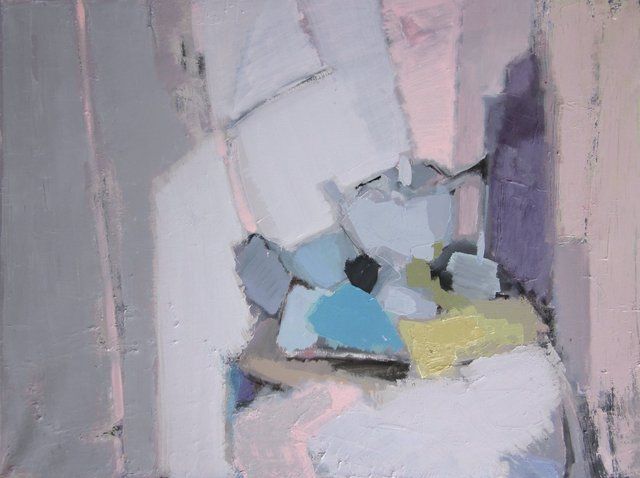 'Still life' oil on canvas / 75X100cm / 2015