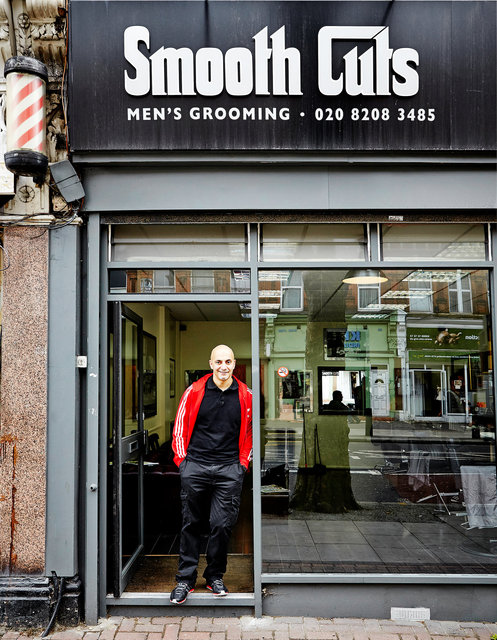 Dino, Smooth Cuts. Cricklewood Broadway