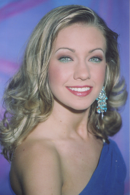 MISS CHARLESTON USA -  STEPHANIE GRANTHAM