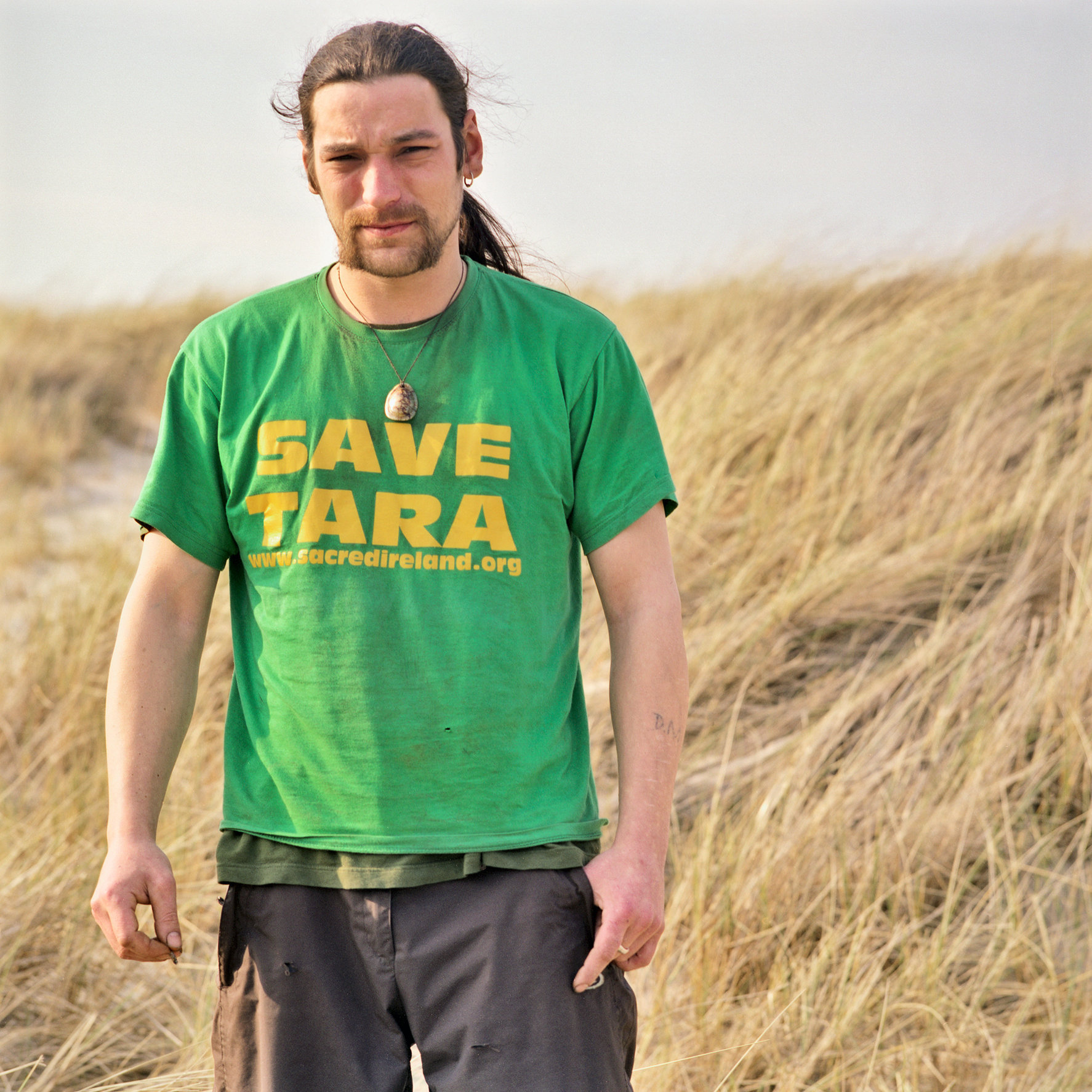 Dan Maloney, Rossport Solidarity Camp