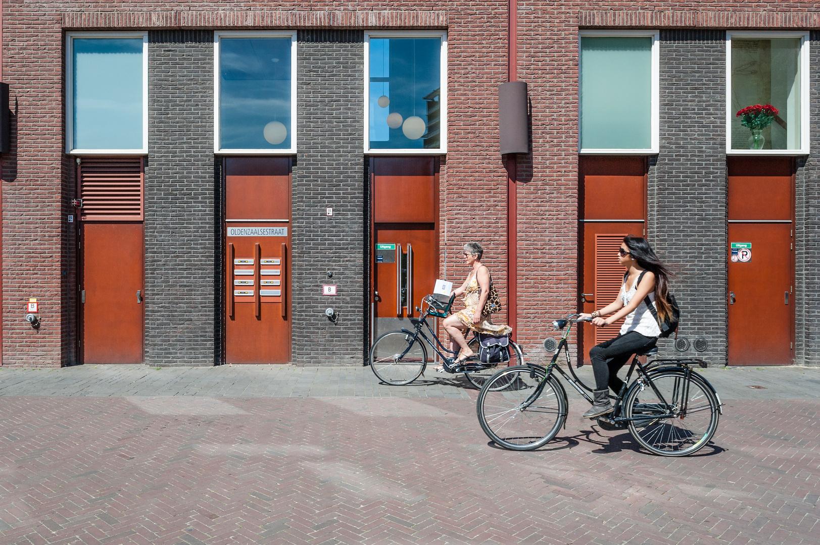 Enschede, Oldenzaalsestraat i.o.v. a.s.r. vastgoed vermogensbeheer