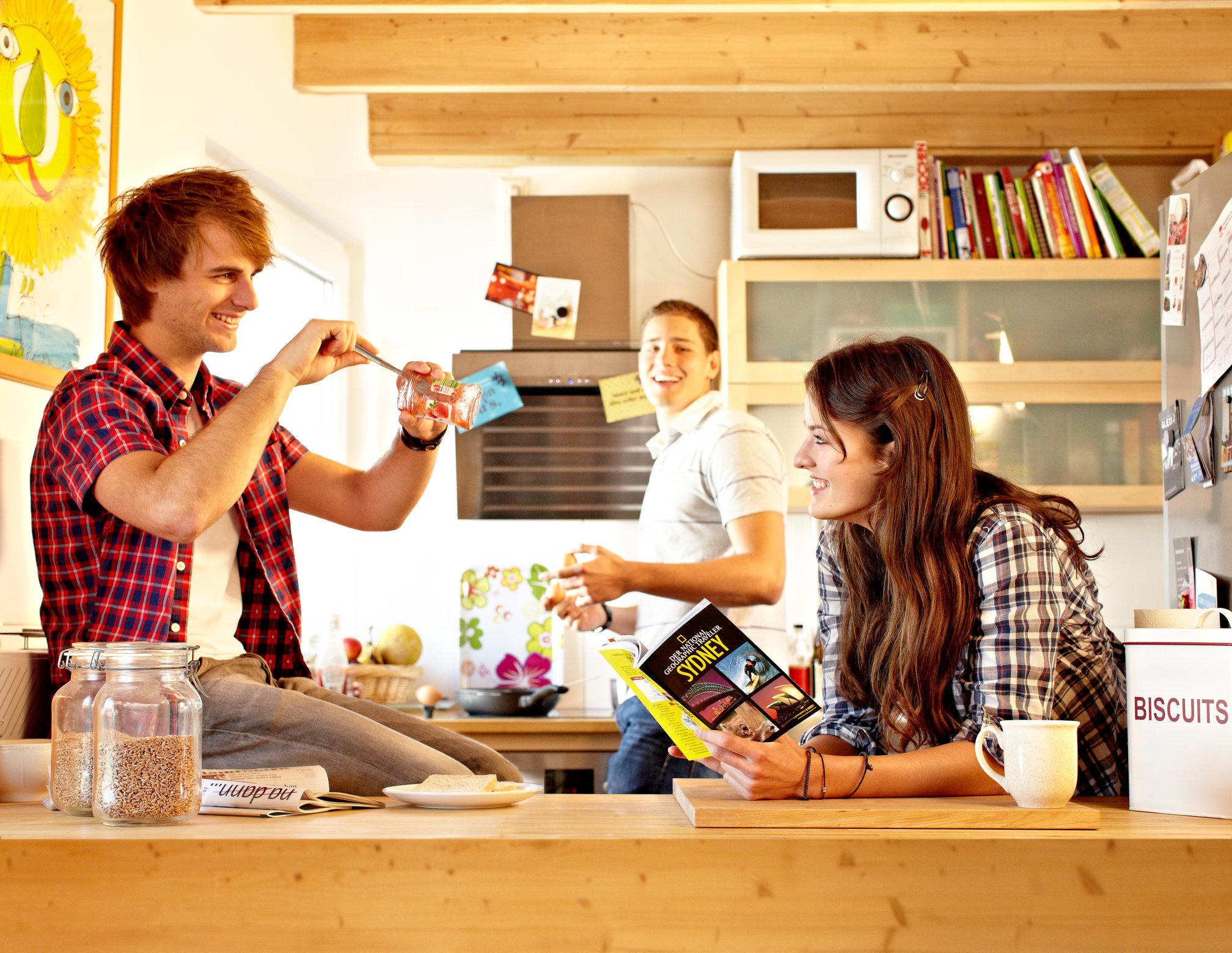 Imagekampagne Sparkasse-Münsterland-Ost für Living Concept