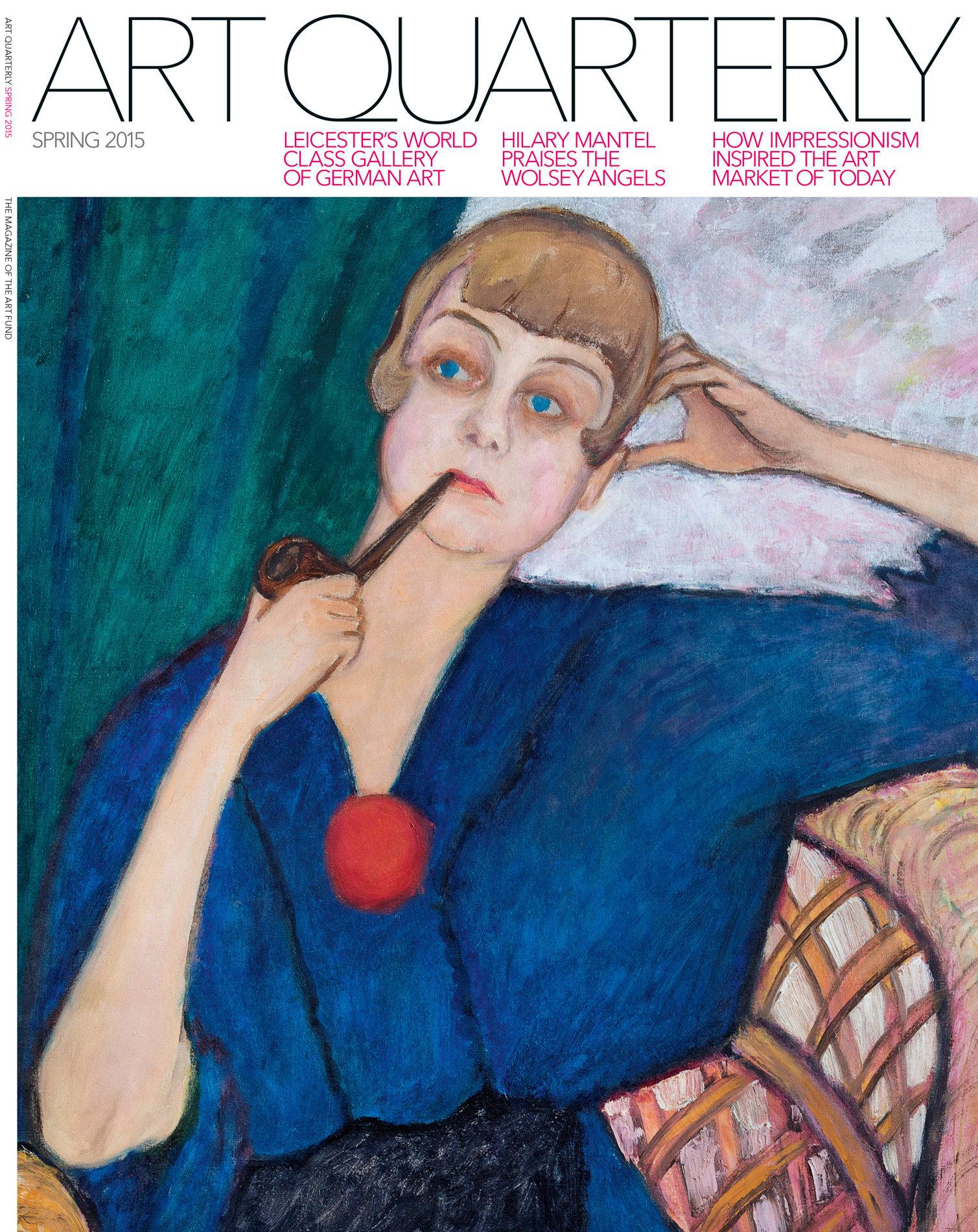 Art Quarterly Spring 2015