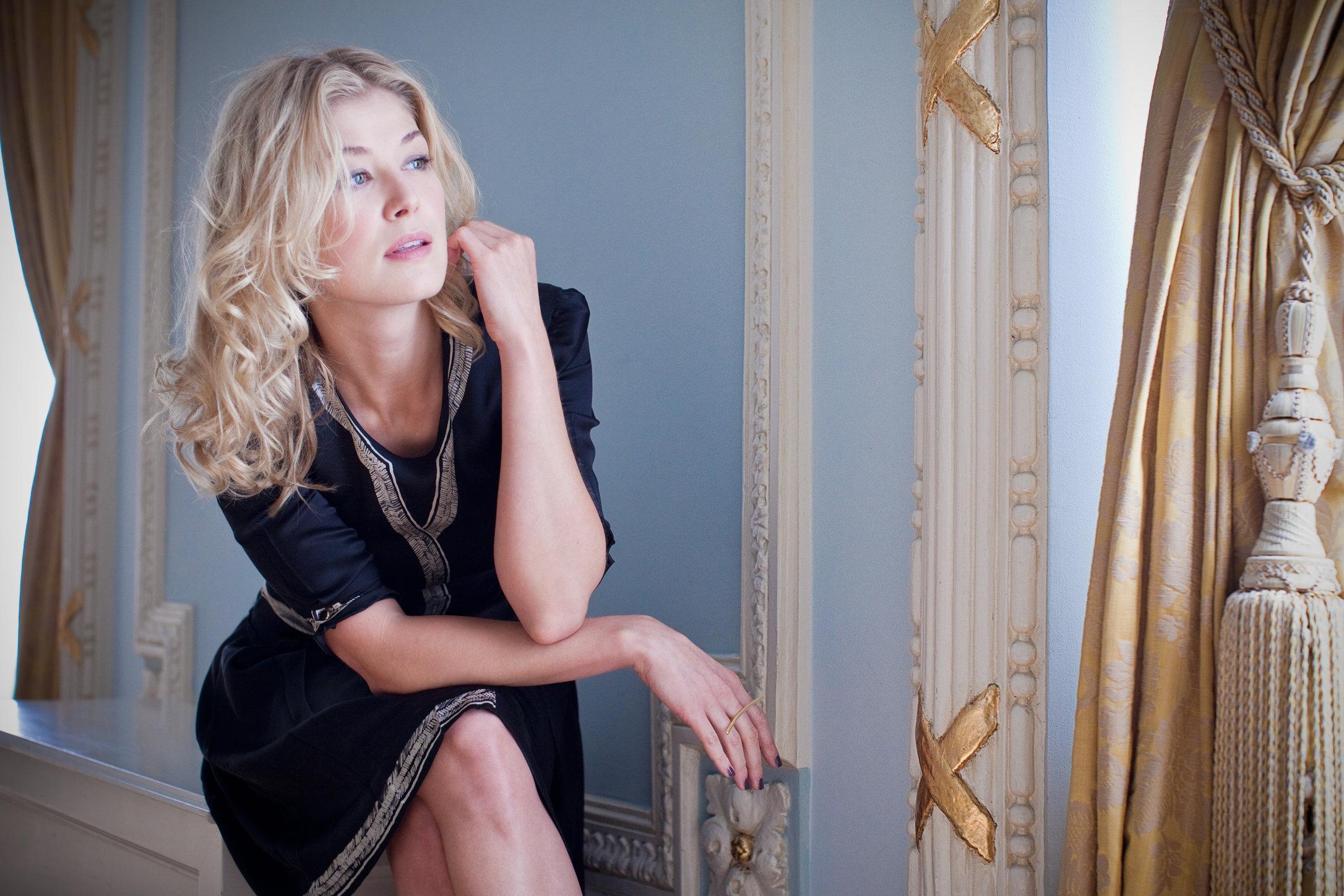 rosamund pike, actress