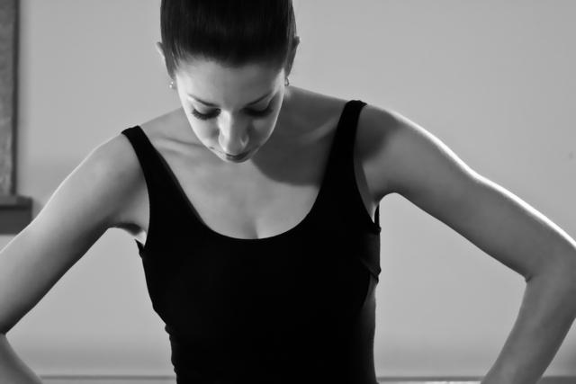 dancer [maria garcia]