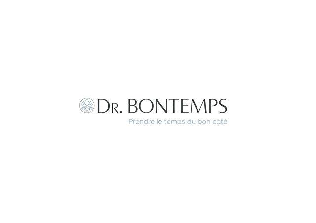 """<font color=""""#aaa7a6"""">Dr. Bontemps : plateforme de marque (20/20).</font>"""
