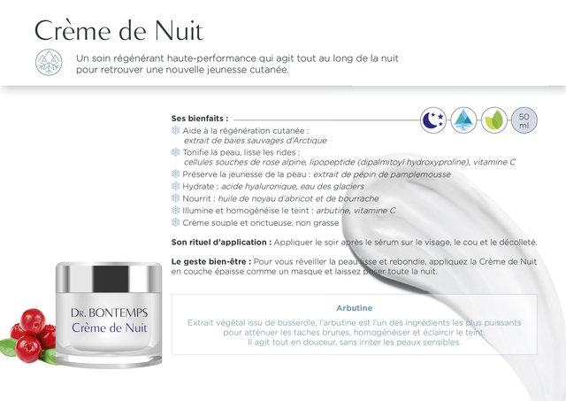 """<font color=""""#aaa7a6"""">Dr. Bontemps : plateforme de marque (16/20).</font>"""