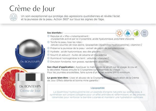 """<font color=""""#aaa7a6"""">Dr. Bontemps : plateforme de marque (15/20).</font>"""